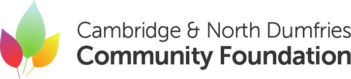 Cambridge and North Dumfries Community Foundation logo
