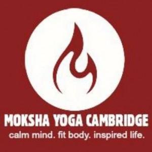Moksha Yoga Cambridge