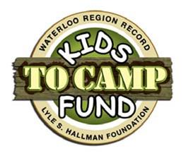 Kids to Camp logo